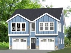PDF house plans garage plans & shed plans. Garage Apartment Plans, Garage Apartments, Apartment Ideas, Diy Shed Plans, Garage Plans, Garage Ideas, Cabin Plans, Garage House, House 2