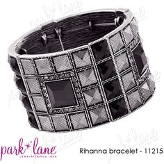 Riahanna Bracelet $189 by Park Lane Jewelry   Buy this item and get THREE bonus items (up to $189) for ($)12.00 each and a FREE item up to the same purchase price!