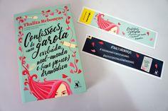 Confissões de uma garota mal amada capa do livro Thalita Rebouças