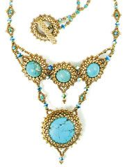Beaded Necklace Kits - Neptune Necklace