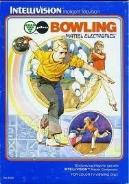 Bowling - IntelliVision Game