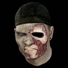 Chopper Charlie foam latex prosthetic mask
