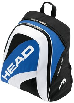 Head ATP Back Pack (Blue)  $49.95 Head Tennis Bag, Tennis Bags, Golf Clubs, Gym Bag, Backpacks, Sports, Rackets, Highlights, Coupon