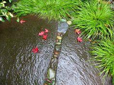 Gardens by Jeffrey Bale Pebble Mosaic
