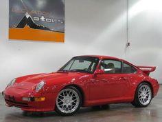 1996 C2  The Good: Super Clean  The Bad: TechArt, Auction Car