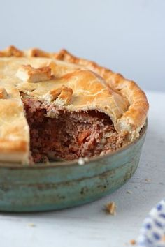 Corned Beef Pie Recipe - An Old Favourite - Lovely Appetite More & Maltese corned beef pie - Torta tal-bulibif - A Maltese Mouthful ...
