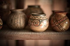 Handmade pottery in Guaitil – an authentic Costa Rican cultural experience via Cala Luna Boutique Hotel & Villas in Tamarindo.