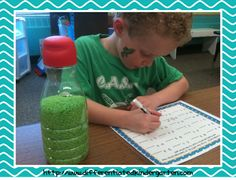 A Differentiated Kindergarten: Differentiated Word Work