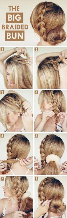 Nestihla jste si před plesem odbarvit své odrosty na blond? Jsou účesy, ve kterých z toho může vzniknout zajímavý a žádaný efekt.