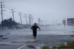 Informando24Horas.com: Huracán Arthur llega a EEUU para el 4 de Julio