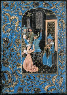 Innocents: Massacre | Book of hours | Belgium, Bruges | ca. 1480 | The Morgan Library & Museum