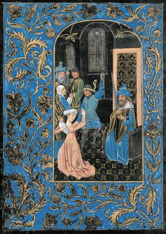 Innocents: Massacre | Book of hours | Belgium, Bruges | ca. 1480 | The Morgan Library & Museum