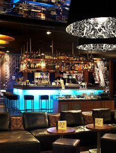 Zurich Marriott Hotel - #Bar&Lounge 42