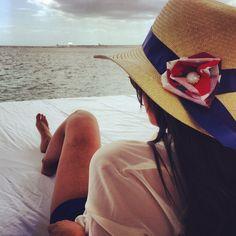 Sombreros Pal'Mar. Republica Dominicana.. Beach Hats
