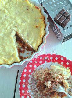 Apple cheesecake