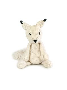 Arctic Fox Amigurumi : 1000+ images about crochet and amigurumi on Pinterest ...
