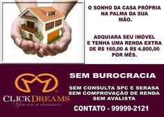 Uma oportunidade para comprar a casa propria e ainda ganhar uma renda extra ligue agora para (27)988525003 (27) 99999-2121