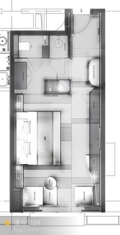 A standard 30 rooms of the hotel ideas (designer ideas to expand, the proposed collection)