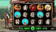 Steam Tower kolikkopeli netissä on valtava NetEnt kasino peli! Kolikkopelissa on erittäin hyvää grafiikka, erilaiset bonuspelit, 5 rullat ja 15 voittolinjat - mitä teke kaikkille pelurille mahdolisuus pelata ja voitta isot rahat netissä!