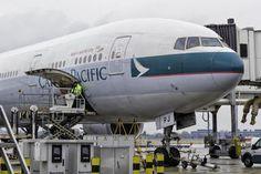 B-KPJ - Cathay Pacific Boeing 777-300ER photo (93 views)