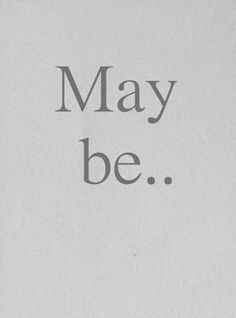''Maybe...''  -  Carnal Pleasures  www.shunga.com