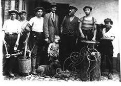 Kovano gvozdje Kolacek 1897 (oko 1924. gofine)