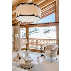 """Contardi Lighting on Instagram: """"Contardi """"Tailoring the Light"""" Chalet in the Swiss Alps -Project by:@sabrinamontecarlo Featured product: Circus So, @contardi_lighting…"""" Swiss Alps, Valance Curtains, Cozy, Windows, Ceiling Lights, Lighting, Places, Interior, Projects"""