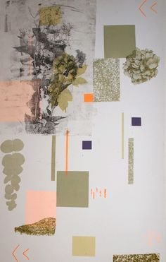 Natalie Ratcliffe - Abstracted Woodland 1