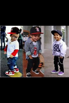 The Danielsons: Little Boy Fashion. I have a feeling this is what my brother's children will look like.