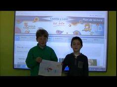 Poesía de Gloria Fuertes. Daniel y David, alumnos de 1º de Ed. Primaria del CEIP San Gil (Cuéllar. Segovia)