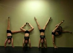 get it love................gymnastics
