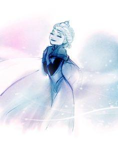 Gorgeous Elsa!!                                                                                                                                                                                 More