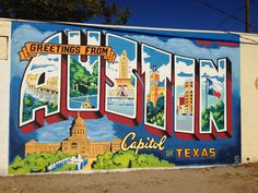 Free Fun in Austin: Exploring Austin's Street Art, Murals & Mosaics - this is by far the MOST comprehensive listing of street art in Austin that I have ever found! THANK YOU Heidi for your Free Fin in Austin awesomeness!