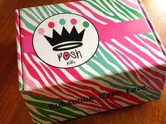PoshPak Review - Subscription Box for Teens, Tweens, and Girls! - August Box - http://hellosubscription.com/2014/08/poshpak-review-subscription-box-for-teens-tweens-and-girls-august-box/