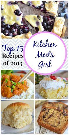 Top 15 Recipes of 2013