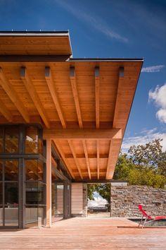 Halls Ridge Knoll Guest House / Bohlin Cywinski Jackson