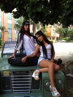 GIRLS 4X4
