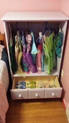 Dress-up Dresser