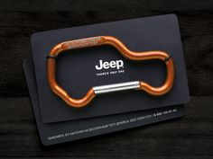 Jeep Carabiner Direct Marketing Campaign - Gute Werbung