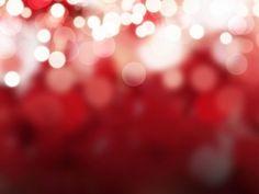 Circles Light Blur Red - 2D Abstract Wallpaper