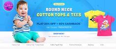 Buy Cotton Tops