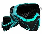 HK Army KLR Paintball Mask - Neon Teal I want one of these masks!