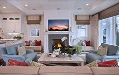 Living Room Furniture Layout Ideas #LivingRoomLayout