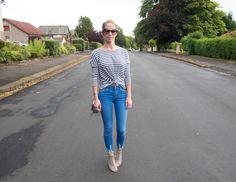 Petite Paulina - Simple Stripes - SS16 Fashion
