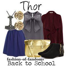 Thor Buy it there!   Fandom Fashion