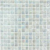 """Found it at Wayfair - Geo 4/5"""" x 4/5"""" Glass Frosted Mosaic in White"""
