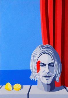 Giuseppe Veneziano: La memoria di Cobain