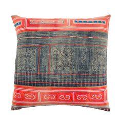 John Robshaw: Vintage Indrani Pillow