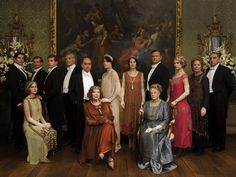 That's a wrap! See 'Downton Abbey' cast's photos of final days on set