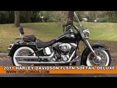 A new Backrests post has been added at http://motorcycles.classiccruiser.com/backrests/used-2011-harley-davidson-softail-deluxe-motorcycles-for-sale/